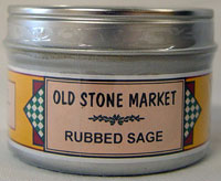 Rubbed Sage